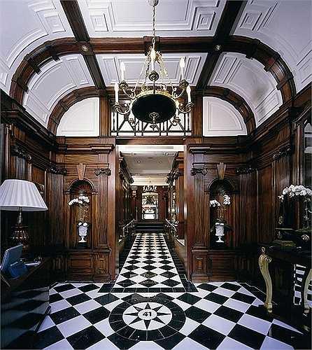 Khách sạn số 41 được bình chọn là khách sạn số một London, Anh