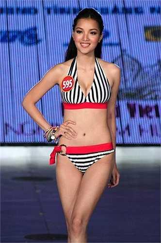 Huỳnh Bích Phương được đánh giá như 'con cưng' của báo chí bởi gương mặt rất ăn hình.