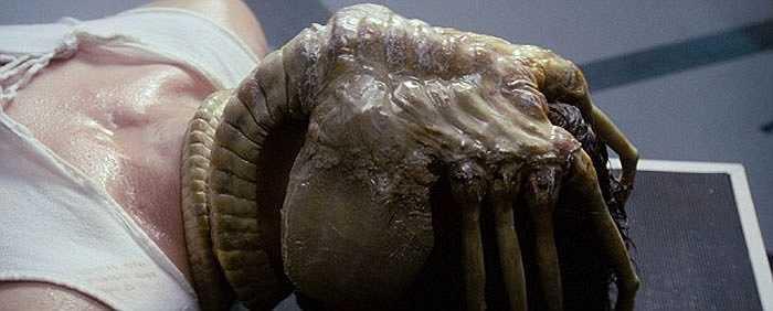 Quái vật đó được so sánh có hình dáng tương tự như nhân vật người ngoài hành tinh trong một bộ phim sản xuất năm 1979.
