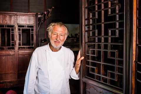 Pierre Gagnaire – Bếp trưởng mới của nhà hàng La Maison 1888