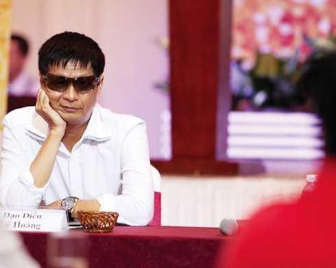 Đạo diễn Lê Hoàng.