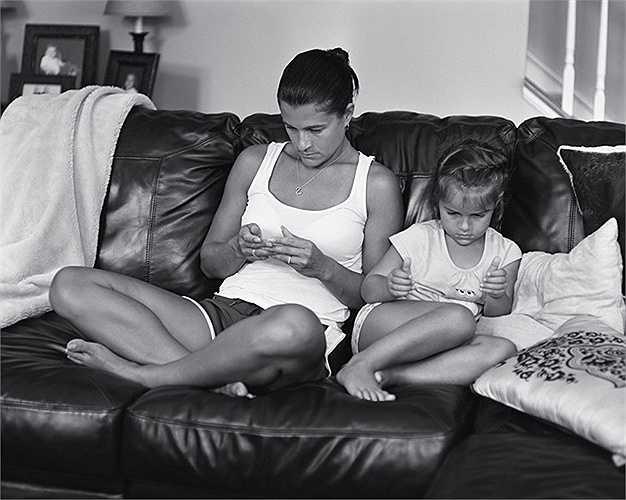 Mẹ và con, mỗi người một thứ