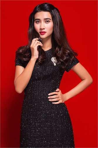 Cô cũng được khán giả biết đến nhiều hơn khi góp mặt trong dự án phim ảnh hợp tác Việt - Hàn 'Tuổi thanh xuân'.  (Trung Ngạn)