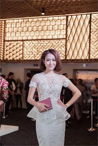 Sau cuộc hôn nhân với diễn viên Thành Đạt, Diệp Bảo Ngọc khá kín tiếng trong đời sống riêng tư.