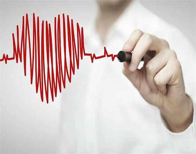 Các vấn đề đau tim và tim đập không đều không phải là hiếm ở những người tiêu thụ quá nhiều chất này.