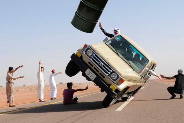Đại gia dầu mỏ Ả-rập Xê-út nhiều khả năng sẽ phải thực hiện các chính sách thắt lưng buộc bụng trong thời gian tới - Ảnh minh họa