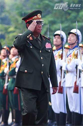 Trung tướng Suvon Luongbunmi, Tổng tham mưu trưởng Quân đội Lào