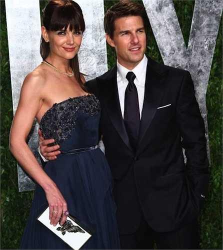 Khi làm lễ cưới, Tom Cruise đã mua tặng Katie Holmes vịnh Gulfstream trị giá 20 triệu USD.
