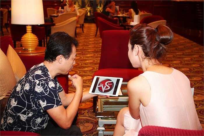 Không chỉ phục vụ khán giả quê nhà, 'The V Show' sẽ là nhà hát đầu tiên tại TP. HCM phục vụ khách du lịch nước ngoài.