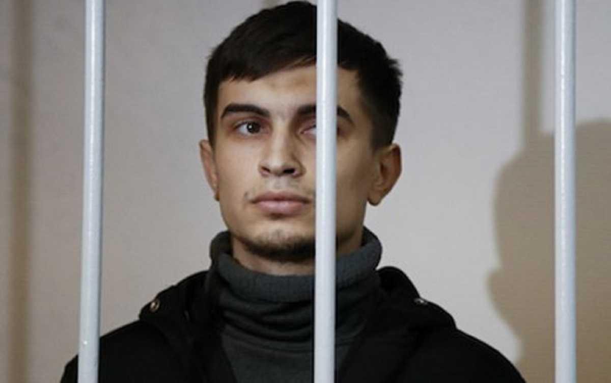 Aslan Baysultanov - nghi phạm bị tình nghi chủ mưu lên kế hoạch tổ chức hàng loạt vụ tấn công khủng bố tại Matxcơva