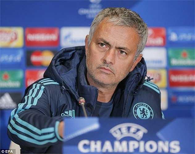 Mourinho đặt mục tiêu giành trọn 3 điểm trước Dynamo Kiev đêm nay, trước khi bước vào một loạt cuộc đọ sức khó nhằn với West Ham và Liverpool
