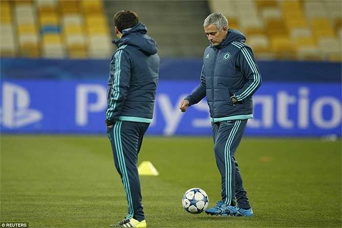 Mourinho cho biết, ông không có sức mạnh nhưng đủ sức làm nên những điều bất ngờ