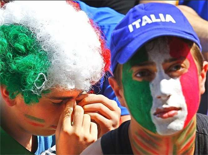 5. Ý - 132,5%: Tỷ trọng nợ của Ý so với GDP là mức cao thứ hai trong tất cả các quốc gia ở khu vực châu Âu và đã tăng vọt vào đầu năm nay.