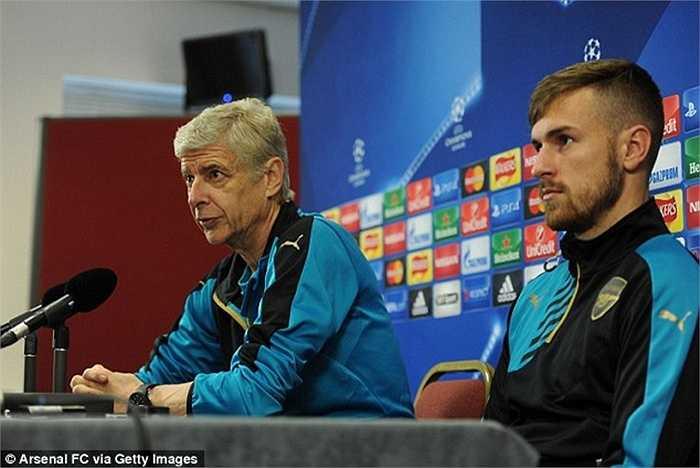 Trong buổi họp báo trước trận, Arsene Wenger đã nhắc lại rằng họ từng đánh bại Bayern Munich không chỉ 1 lần trong quá khứ