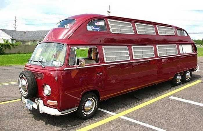 Camper Limo Double Decker
