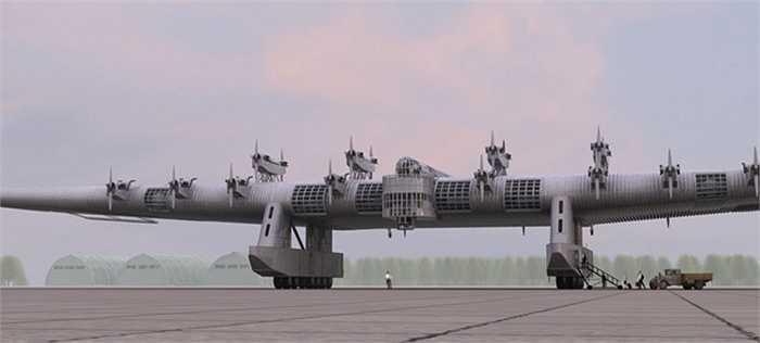 Mặc dù đây là một công trình quy mô nhưng do tính bảo mật nên không có nhiều hình ảnh thật về máy bay K-7 này