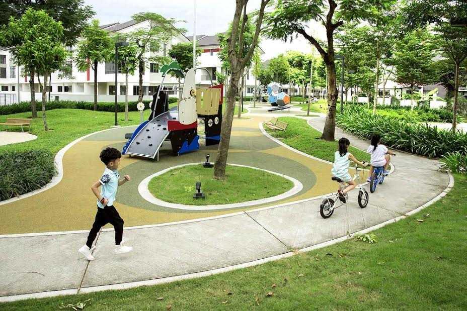 Gamuda Gardens mang đến một không gian sống hiện đại, an toàn và viên mãn với hạ tầng, tiện ích được xây dựng đồng bộ trong khuôn viên dự án