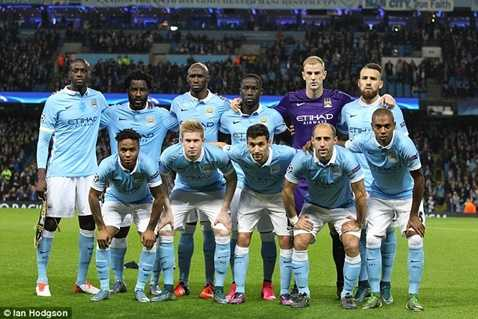 Man City sắp sửa bị UEFA phạt