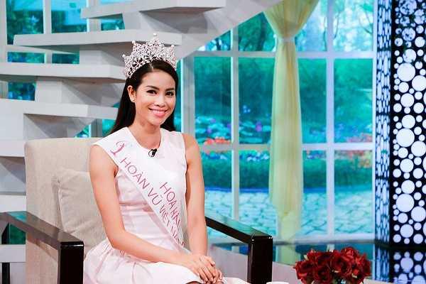 Không giấu mong muốn gặt hái được thành tích cao tại cuộc thi Hoa hậu Hoàn vũ 2015 sắp tới, Phạm Hương chia sẻ mình sẽ cố gắng thật nhiều để có thể giành được một vị trí xứng đáng mà như Phương Mai chúc là có thể vào Top 10 chung cuộc.