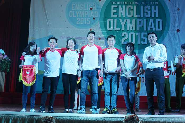 Olympic tiếng Anh không chuyên 2015