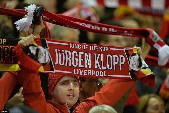 Chưa có chiến thắng nào ở Liverpool nhưng khả năng khuấy động của Jurgen Klopp một lần nữa được chứng minh
