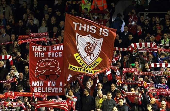 Với 1 đội bóng rệu rã và mất phương hướng như Liverpool, Jurgen Klopp quả là 1 liều thuốc kỳ diệu