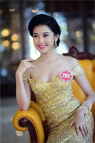 Huyền My từng là ứng cử viên 'nặng ký' nhất cho ngôi vị cao nhất tại cuộc thi Hoa hậu Việt Nam 2014.