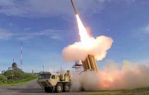 Hệ thống phòng thủ tên lửa đạn đạo của Mỹ