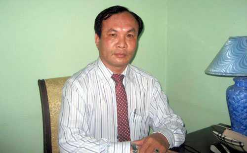 Luật sư Nguyễn Duy Minh