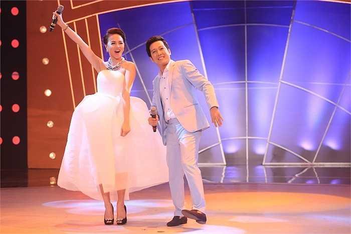 Một số hình ảnh trong liveshow 3 'Bước nhảy ngàn cân: