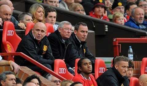Sir Alex luôn bình tĩnh dù từng nhận những trận thua kinh hoàng trước Man City