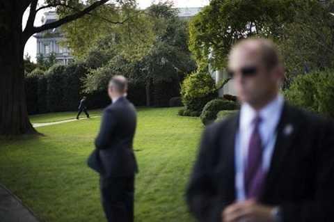 Các thành viên lực lượng Mật vụ được giao nhiệm vụ bảo vệ Tổng thống, Phó Tổng thống Mỹ