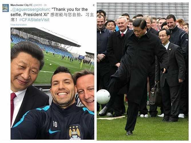 Rất nhiều tờ báo của Trung Quốc cũng coi tấm ảnh này là một sự kiện lớn, đánh dấu bước phát triển mới của thể thao Trung Quốc