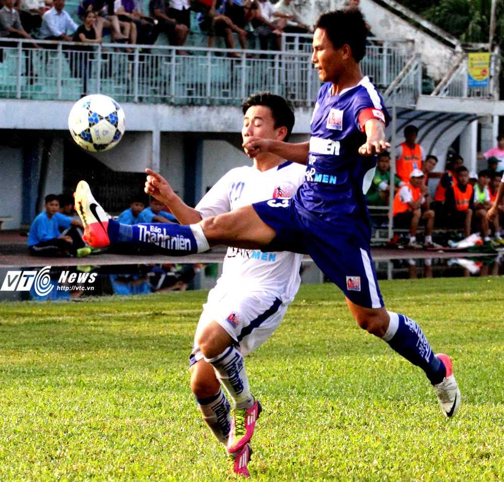 U21 Gia Lai bị loại khỏi VCK U21 Quốc gia (Ảnh: Hoàng Tùng)