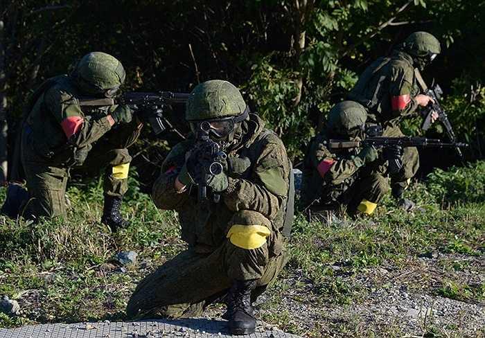Đơn vị này có thể nói là tinh nhuệ nhất của lực lượng vũ trang Nga