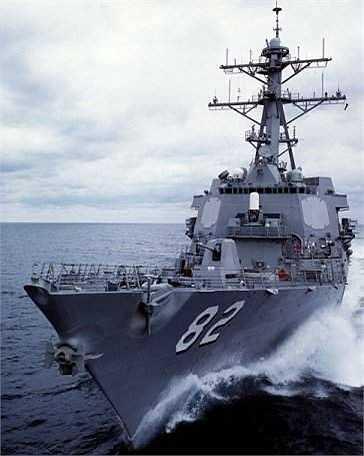 Ngày 27/10, hải quân Mỹ thông báo tàu khu trục tên lửa USS Lassen sẽ đi vào khu vực 12 hải lý quanh các đảo Trung Quốc cải tạo trái phép ở Biển Đông