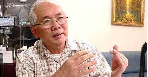 Ông Trần QuốcThuận, nguyên Phó Chủ nhiệm Văn phòng Quốc hội