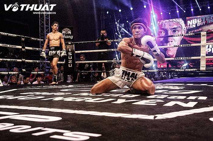 Niềm hi vọng của Muay Việt tỏ vẻ rất tự tin mặc dù gặp phải một đối thủ cực mạnh như Victor Pinto.