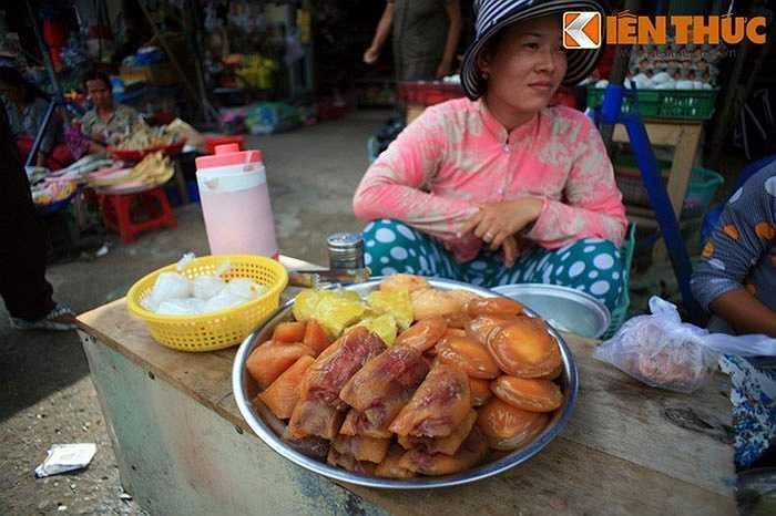 Các loại bánh trái đặc trưng của Nam Bộ