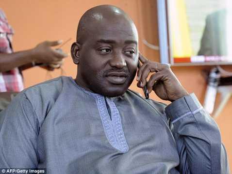 Chủ tịch LĐBĐ Liberia Musa Bility