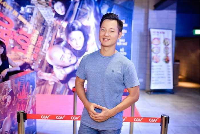 Buổi ra mắt phim còn có sự góp mặt của Đức Tuấn, quán quân Cười xuyên Việt Bảo Lâm...