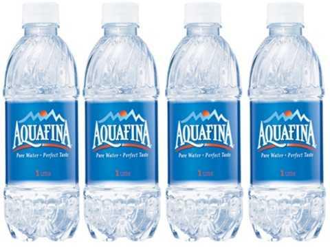 Nước uống đóng chai Aquafina gặp khá nhiều scandal