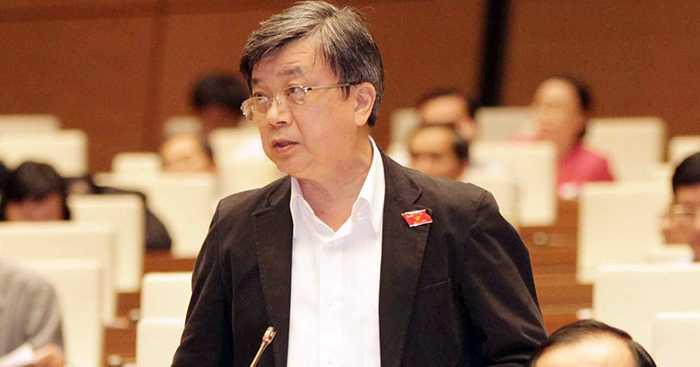 Đại biểu Quốc hội Trương Trọng Nghĩa (TP.HCM)