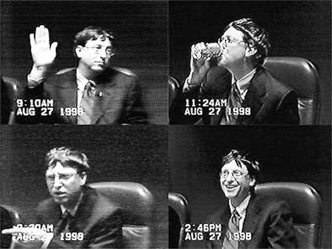 Bill Gates gặp được người phụ nữ của đời mình, Melinda, trong một buổi họp báo vào năm 1987. Melinda khi đó là một nhân viên của Microsoft. Họ cưới nhau vào năm 1994 và Melinda đã từ bỏ sự nghiệp để theo đuổi việc làm từ thiện khắp thế giới