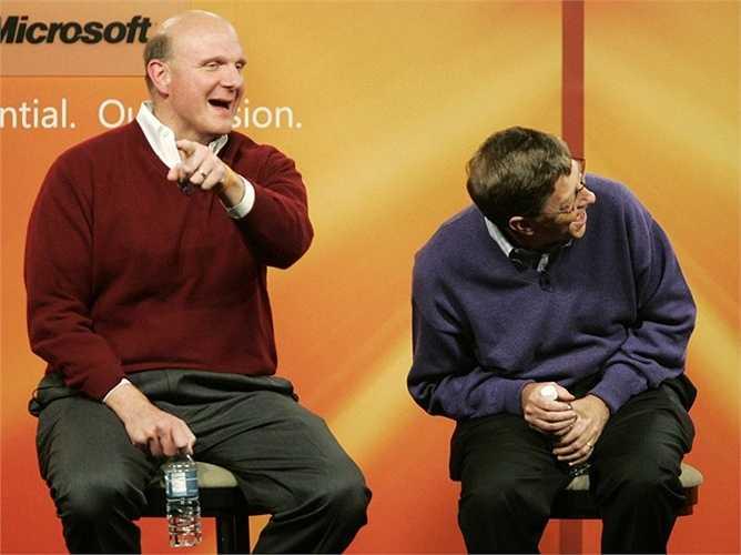 Cũng tại Havard, Bill Gates đã gặp người bạn tri kỉ Steve Ballmer - người mà sau này hỗ trợ ông rất nhiều trong sự nghiệp gây dựng Microsoft sau này