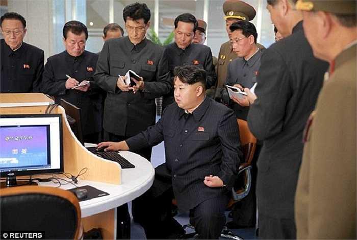 Các cơ quan thông tấn Triều Tiên KCNA tiết lộ tòa nhà này được trang bị nhiều thiết bị hiện đại