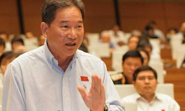 Đại biểu Nguyễn Bá Thuyền