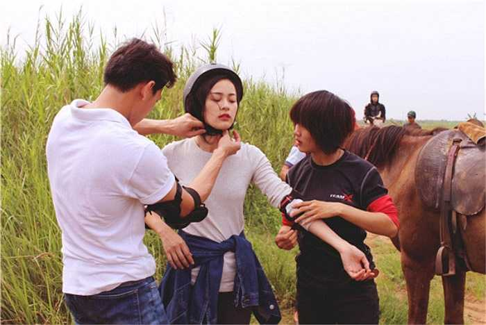 Mới đây cô nàng còn tham gia vào bộ phim 'Tấm Cám: Chuyện chưa kể' của đạo diễn Ngô Thanh Vân.