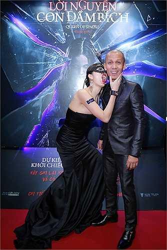 Thời gian này, Oanh Yến hoạt động nghệ thuật hăng say, đóng hai phim điện ảnh 'Hùng Ali và Sáu lóc cóc', 'Valentine' đồng thời tích cực làm từ thiện