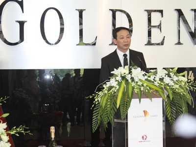 Ông Đỗ Hữu Hạ - Chủ tịch Hội đồng quản trị công ty Hoàng Huy